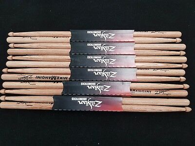 Zildjian Mike Mangini Drum Sticks 6 Pairs
