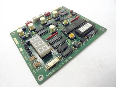 137604 New-No Box, Dynatec 102434 PC Board, V1.4 Rev. F, 490F