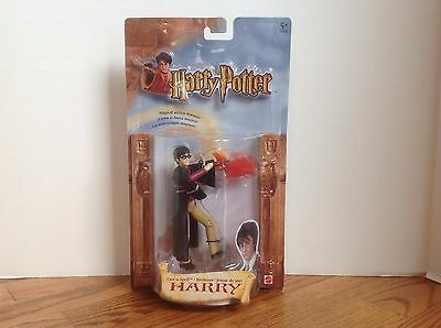 HARRY POTTER Cast-A-Spell ACTION FIGURE by Matel NEW IN BOX