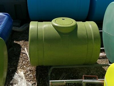 how to fix a leaking poly water tank