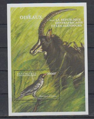 A30. Centralafricaine - MNH - Nature - Animals - Wild Animals