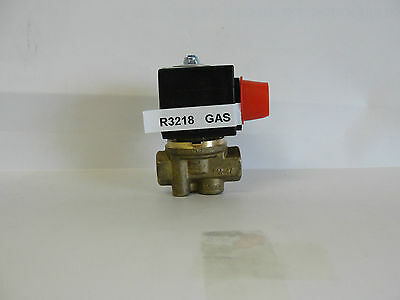 RAYBURN SPARES:  Cookerside Solenoid Valve R3218
