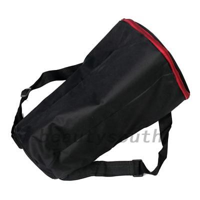 12 inch Musical Instrument Djembe Latin Drum Carry Case Bag
