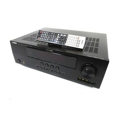 Yamaha RX-V565 Hi-Fi Separate HD AV Receiver (Black) inc Warranty