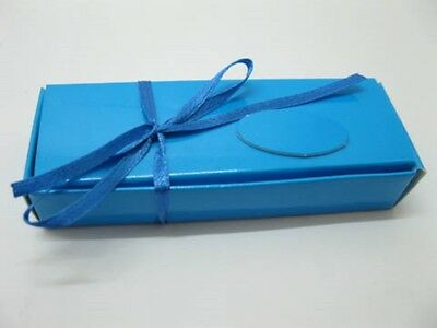 100 Chocolate Bomboniere Gift Box DIY Wedding Favour Blue