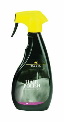 Lincoln Haar Politur Spray Pferd Fell-pflege - 500ml 4143