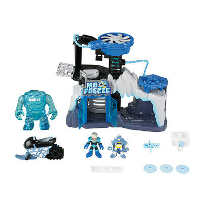 Imaginext DC Super Friends Mr Freeze Playset, Fun Creative Toy Only at Toys R Us