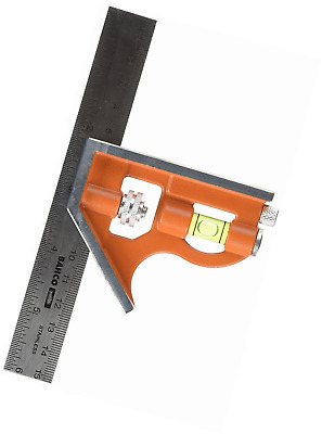 Bahco CS150 150mm Combination Square with Scriber