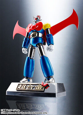 Super Robot Chogokin - SRC die cast action figure - Mazinger Z Hello Kitty vers.