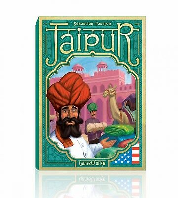 Board Game Jaipur High Quality Best Card Game Very Suitable for the Family Game