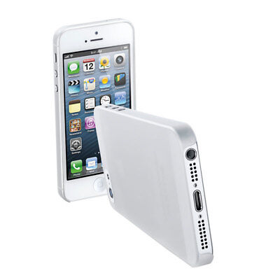 Interphone Ultra Thin Slim Iphon5 Cover Clear Transparent