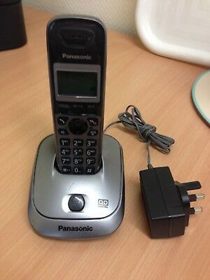 Panasonic Kx-Tg2521E Single Home Cordless Telephone