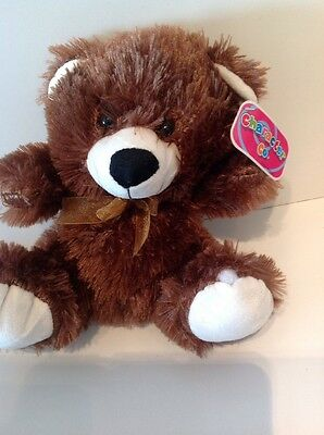 Teddy Bear Soft Toy Love You Forever  Bear New