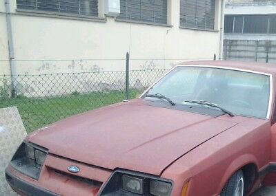 Ford  Mustang LX 3800 V6 1985 automatic transmission cambio automatico