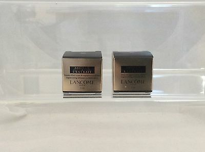 Lancome absolue l'extrait regenerating ultimate eye balm - 2 x 5ml - boxed