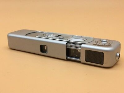 Minox B Sub-Miniature Spy Camera With Flash Holder AND Chain - Made In Germany