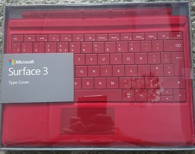 Microsoft Type Cover for Surface 3 UK QWERTY