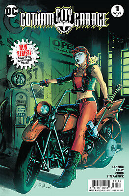 GOTHAM CITY GARAGE (2017) #1 New Bagged