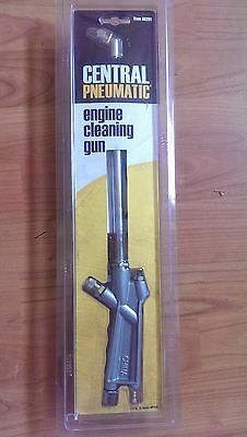 Central Pneumatic Engine Cleaning Gun