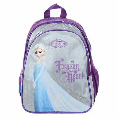 29afeab4aca Disney Frozen Small Backpack 34cm Childs School Bag Elsa Travel Kids Luggage