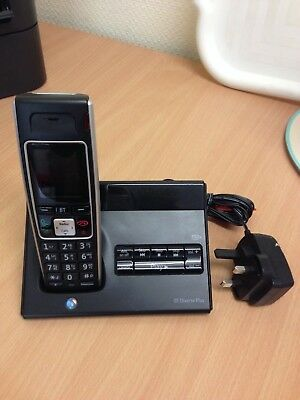 Bt Diverse 7150 Plus Single Digital Cordless Telephone With Answer Machine