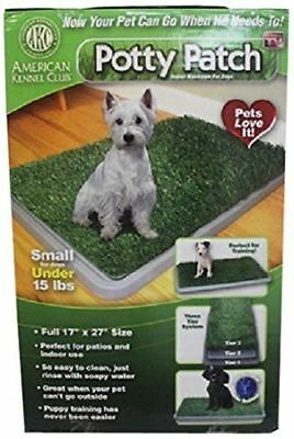 Potty Patch - Economical Dog Litter Box and Grass Patch that Will Train Your Pup