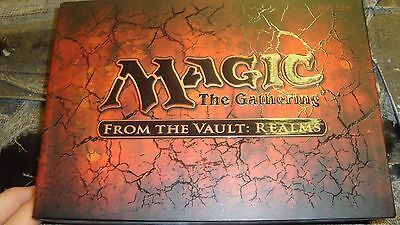 From The Vault Realms MTG NEW Magic the Gathering Free Shipping Canada!