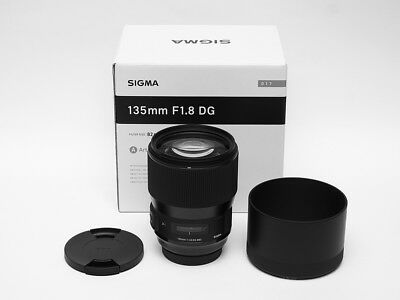 Sigma 135mm f/1.8 DG HSM Art Lens for Canon EF US