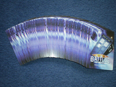 Lot Dr Who Battles In Time Cards Annihilator