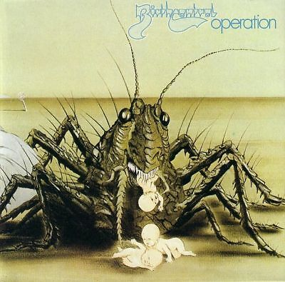 Birth Control - Operation - Lp Reissue Vinyl New Sealed 2008