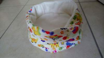 cuddle cup with removable cushion