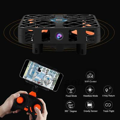 2.4Ghz 6-Axis Mini Quadcopter RC Remote Control Drone Headless Wifi Toy Gift