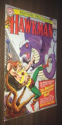 HAWKMAN #12 -- March 1966 -- Murphy Anderson  -- F- Or Better