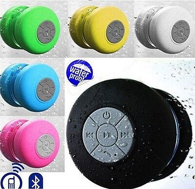 Cassa Bluetooth impermeabile speaker audio vivavoce wireless altoparlante doccia