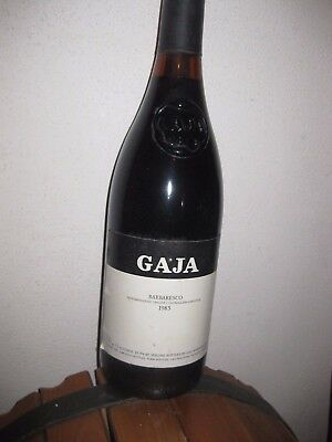1985 Barbaresco Angelo Gaja