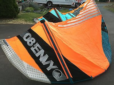 2016 Liquid Force Envy 8m kite Used