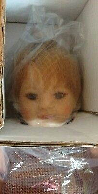 Maja Bill Collectors Doll Nelly Brand New Ltd Ed of 300 doll offered no:100