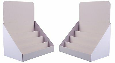 Stand store pre assembled 145 inch 4 tier cardboard greeting card stand store pre assembled 145 inch 4 tier cardboard greeting card display stand m4hsunfo