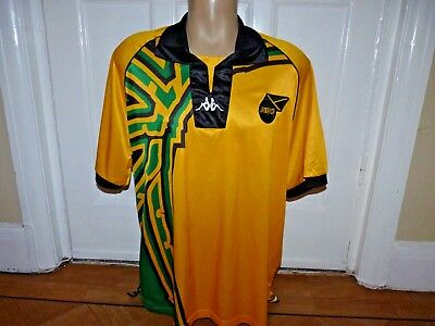 Jamaica  Football Shirt Jersey  Size X Large 44-46 Inch Chest