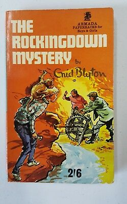 """the Rocking Down Mystery"" By Enid Blyton 1967 Rare"