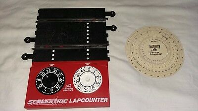 Classic Scalextric C277 Lap Counter And Speed Computer