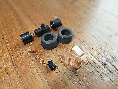 AFX-Tomy turbo TUNE-UP KIT, NEW, ho spares, same as 8634, parts, car chassis