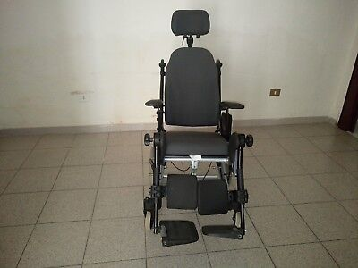 Sedia a rotelle disabili Rea Clematis