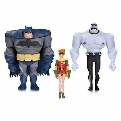 Batman: Legends of the Dark Knight Action Figure 3-Pack