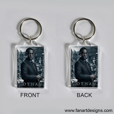 Gotham - Chris Chalk - Lucius Fox -  Photo Keychain