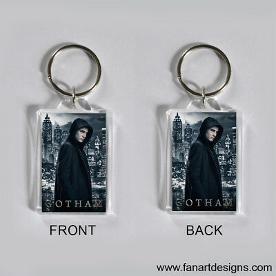 Gotham - David Mazouz - Bruce Wayne -  Photo Keychain