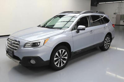 2015 Subaru Outback  2015 SUBARU OUTBACK  LTD AWD LEATHER SUNROOF NAV 31K MI #321515 Texas Direct