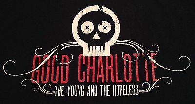 Good Charlotte The Young And The Hopeless T-Shirt Adult Size Extra Large XL