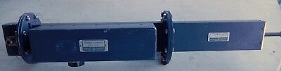 HP S375A Variable Attenuator+Termination S910A+Adapter S281A **Rare Find**