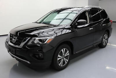 2017 Nissan Pathfinder  2017 NISSAN PATHFINDER SV 7-PASS BLUETOOTH REAR CAM 17K #662233 Texas Direct